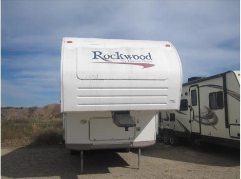 2005 Rockwood Model 828