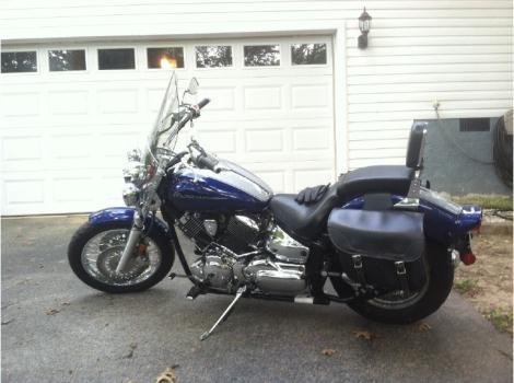 2008 yamaha v star 1100 custom motorcycles for sale for Yamaha crossville tn