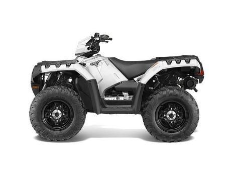 2015 Polaris Sportsman 850 White Lightning XP 850 H.O. EPS