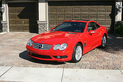 Mercedes Sl55 Amg Cars For Sale
