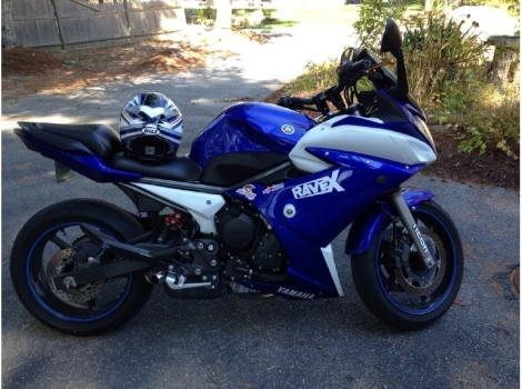 yamaha fz6 r motorcycles for sale in rhode island. Black Bedroom Furniture Sets. Home Design Ideas