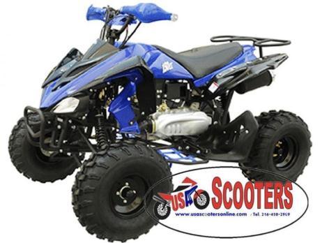 ATV Dark Blue 150cc
