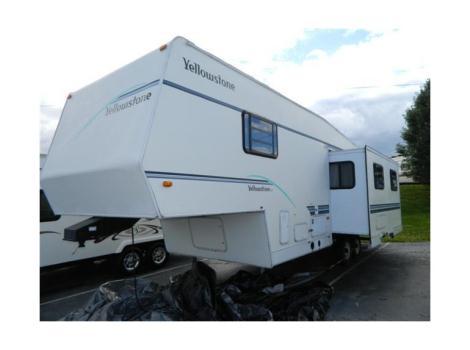 Yellowstone 5th Wheel Rvs For Sale