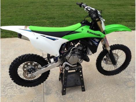 2014 Kawasaki Kx 85