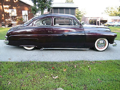 Mercury : Other YES 1950 mercury coupe early 50 s car flathead custom classic street hot rod no rat