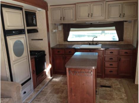 2011 Open Range Journeyer 359FKS