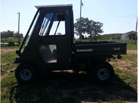 2001 Kawasaki Mule 2510 4x4