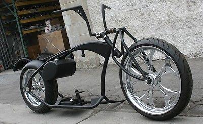 Custom Built Motorcycles : Bobber MMW SUPER FUNK ROOKE STYLE , 200 REAR , 23 FRONT , NANA GIRDER