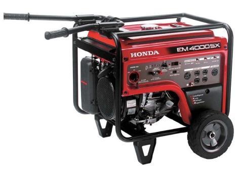 2012 Honda Power Equipment EM4000S