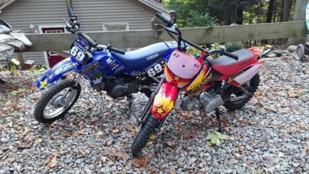 2007 yamaha ttr 90 motorcycles for sale for Yamaha ttr 90 for sale