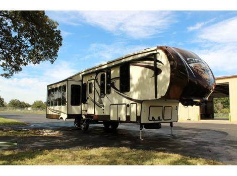 2014 Forest River Sierra 346rets Rvs For Sale In Texas