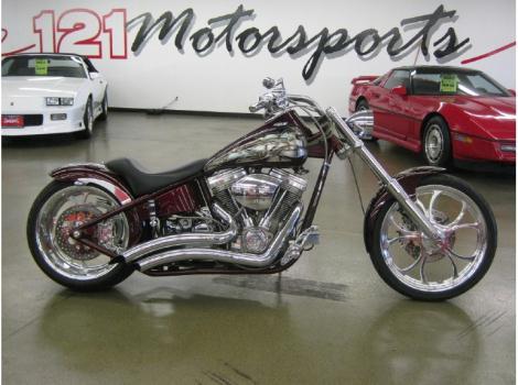 2002 Big Dog Motorcycles PITBULL