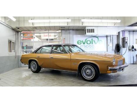 Oldsmobile touring sedan cars for sale for 1973 oldsmobile cutlass salon