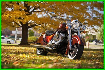 Indian : Chief 2014 indian chief classic new custom