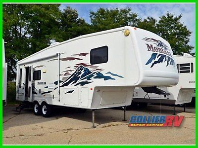 2004 Montana Rvs For Sale