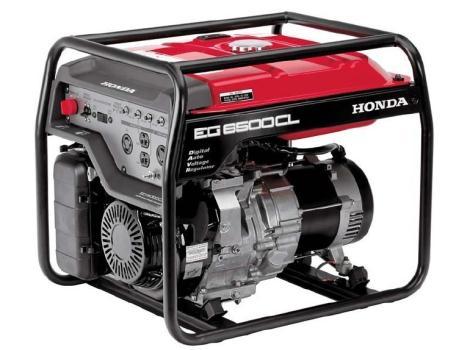 2012 Honda Power Equipment EG6500