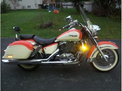 Honda Vt1100c3 Shadow Aero 1100 Motorcycles For Sale