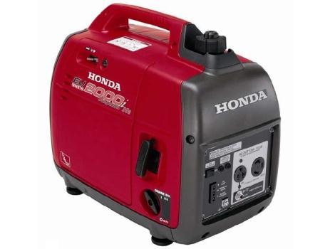 2012 Honda Power Equipment EU2000i Companion