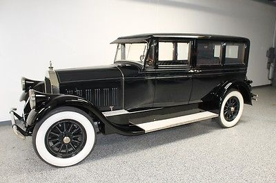 Other Makes : Pierce-Arrow Series 36 Enclosed Drive Limousine 1927 pierce arrow series 36 pebble beach trophy winner