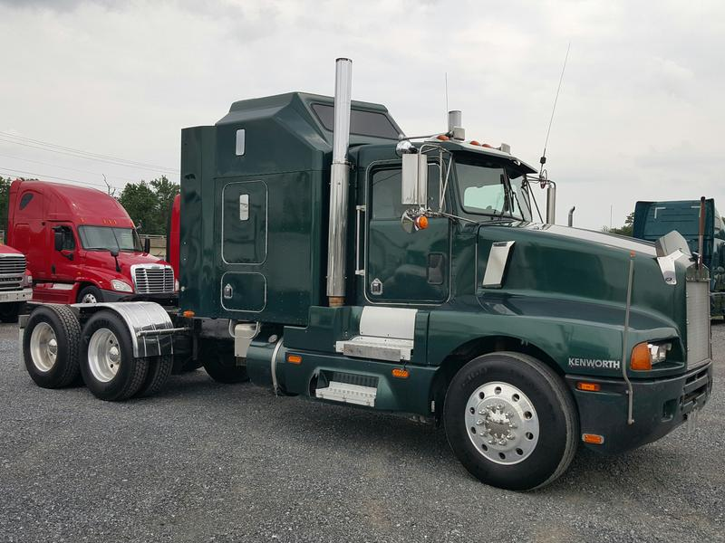 Kenworth T600 Tractor Cars For Sale
