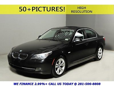BMW : 5-Series 2010 528i SUNROOF WOOD LEATHER 17