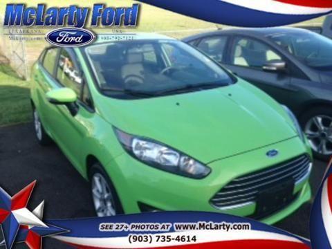 Mclarty Ford Used Cars Texarkana