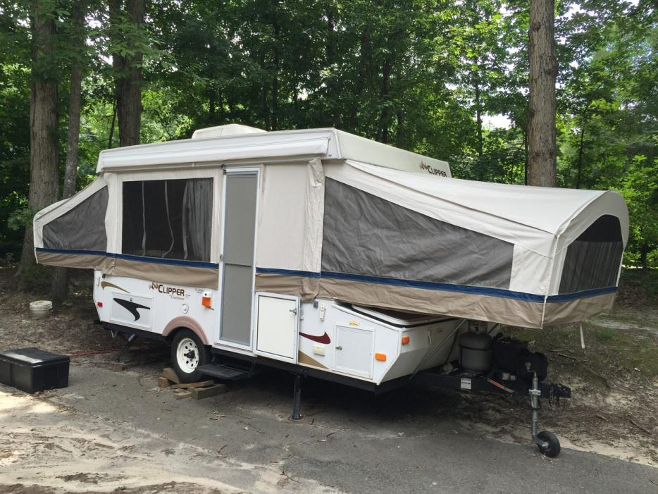 2007 Coachmen Clipper 1265ST