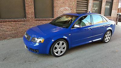 Audi : S4 Base Sedan 4-Door 2004 audi s 4 base sedan 4 door 4.2 l