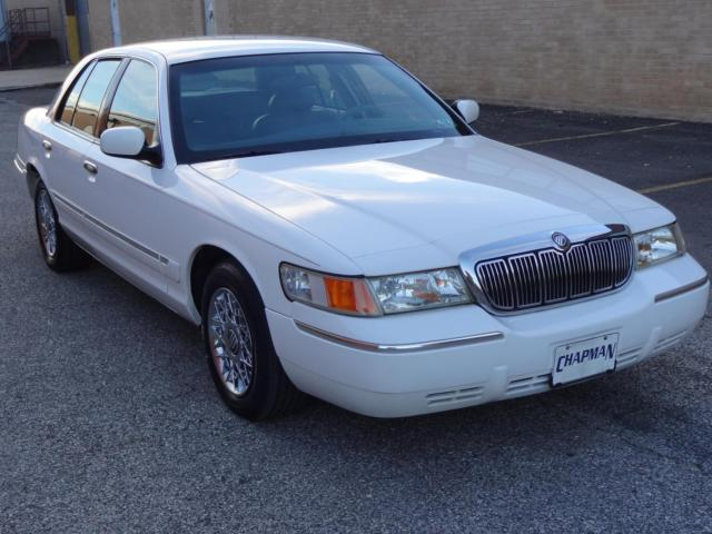 Mercury : Grand Marquis GS FULLY LOADED! LOW MILES! 1-ONWER! CLEAN CARFAX! LEATHER COLD A/C 2 KEYS KEYLESS ENTRY EXTRA CLEAN RUNS DRIVES GREAT