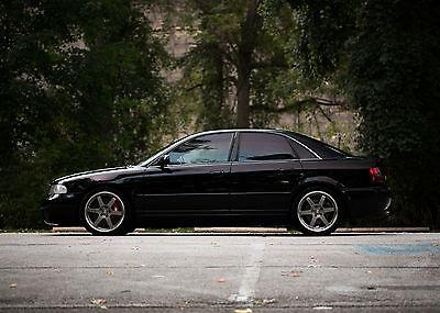 Audi : S4 Base Sedan 4-Door 2001.5 audi b 5 s 4 stage 3 rs 6 turbos rs 4 cams er s volks meth pristine