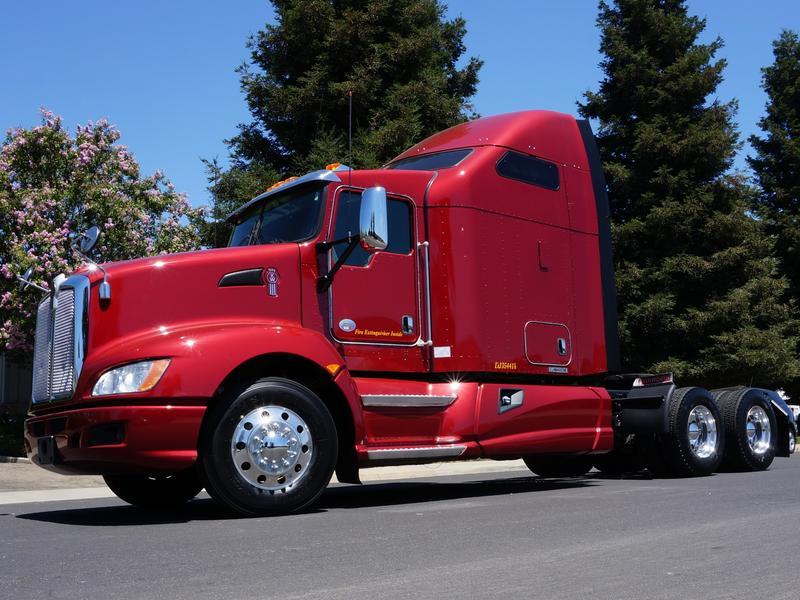 kenworth t660 cars for sale in bakersfield california. Black Bedroom Furniture Sets. Home Design Ideas