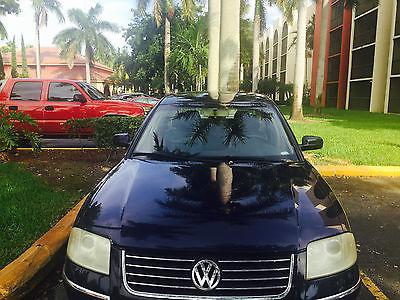 Volkswagen : Passat GLS Sedan 4-Door 2001 volkswagen passat gls sedan 4 door 1.8 l