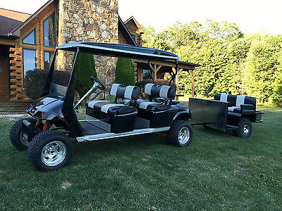 EZ-GO Limo GOLF CART