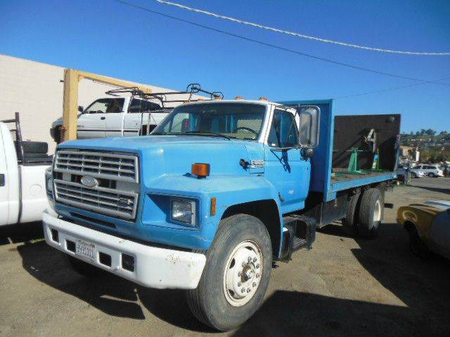 1989 Ford F-800