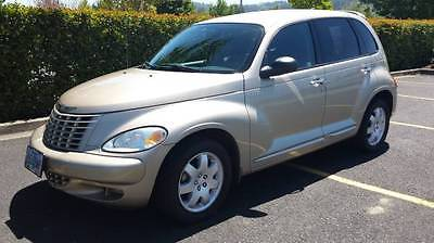 Chrysler : PT Cruiser Limited 2005 chrysler pt cruiser limited wagon 4 door 2.4 l