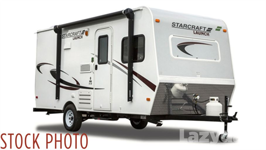 2014 Starcraft Launch 18BH