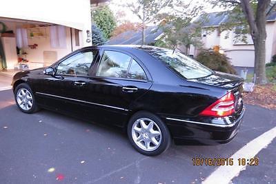 Mercedes-Benz : C-Class Luxury 4 door  2001 mercedes benz c 320 only 22 000 miles