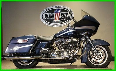 Harley-Davidson : Touring 2008 harley davidson fltr road glide dark blue pearl watch our video