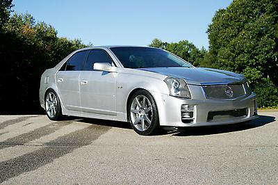 Cadillac : CTS V Sedan 4-Door 2004 cadillac cts v low miles very clean fast