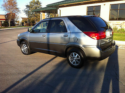 Buick : Rendezvous CX Plus 2004 buick rendezvous cx plus with third seat