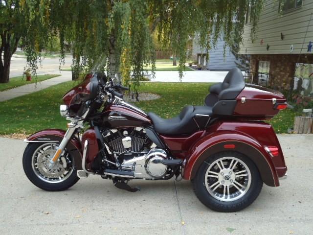 2014 Harley-Davidson Tri Glide ULTRA CLASSIC