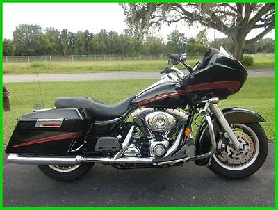 Harley-Davidson : Touring 2008 harley davidson road glide 6 spd trans great bike ready to go