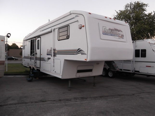 1998 Carriage LS 321