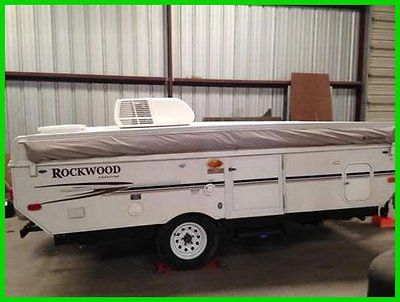 2011 Forest River Rockwood 2318G 24 ft Pop Up Camper A/C Heat Toilet NEW MEXICO