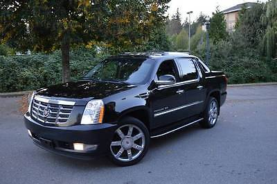 Cadillac : Escalade EXT 2010 cadillac escalade ext crew cab pickup 4 door 6.2 l ultra luxury pkg loaded