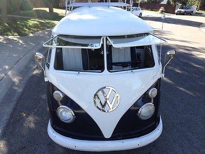 Volkswagen : Bus/Vanagon SO-42 1967 volkswagen so 42 vw wesfalia split window camper bus van