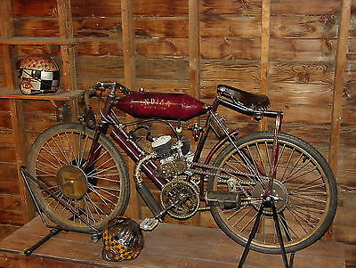 Indian board track racer other makes cafe race vintage antique motorcycle ford model t