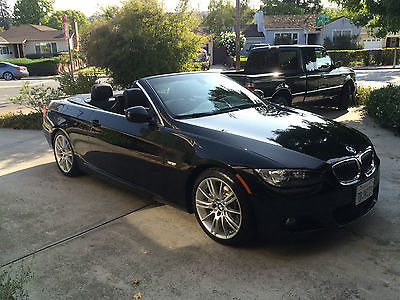 bmw : 3-series 335i convertible 6 cyl twin turbo certified 2010