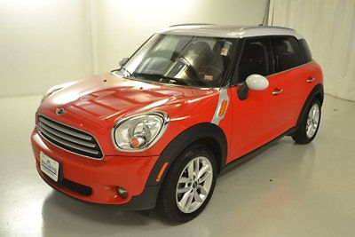 Mini : Countryman FWD 4dr 2011 mini countryman premium 6 spd sunrook harman kardon