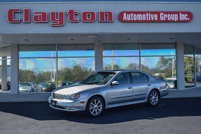 Infiniti : I35 4dr Sedan Luxury 2002 infiniti i 35 3.5 l v 6 1 owner clean carfax leather only 62 k miles